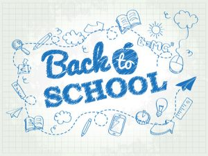 Back to School Preparation for Students